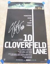 Slash GNR 10 Cloverfield Lane Signed Autographed Poster 11x17 PSA Guaranteed