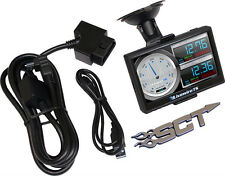 SCT Flash Livewire TS+ Programmer/Tuner with Touch Screen Monitor Gauge (5015P)
