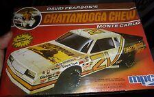 MPC DAVID PEARSON CHATTANOOGA CHEW MONTE CARLO #21 1/25 Model Car Mountain FS