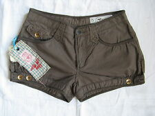 We Are Replay Damen Sommer Mini Shorts W25 Gr.34 low waist regular fit x-short