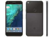 "GOOGLE PIXEL XL 5.5"" Black 32GB In Stock ANDROID 7 PHONE CDMA+GSM WORLD UNLOCKED"