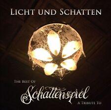SCHATTENSPIEL Licht Und Schatten - The Best Of Schattenspiel 2CD 2014 LTD.300