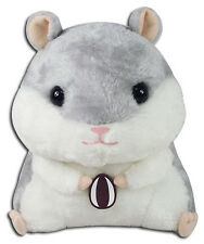 "Brand new Great Eastern cute kawaii Gray Hamster 8"" plush"