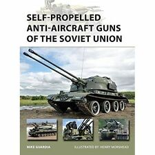 Self-Propelled Anti-Aircraft Guns of the Soviet Union, Mike Guardia