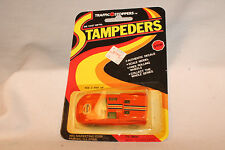 YATMING STAMPEDERS HONG KONG GULF OIL RACING CAR, ORANGE, NEW ON CARD, LOT B