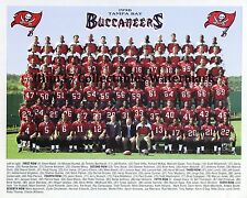 1998 TAMPA BAY BUCCANEERS NFL FOOTBALL 8X10 TEAM PHOTO PICTURE