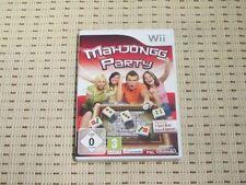 Al mahjong Party para Nintendo Wii y Wii U * embalaje original *