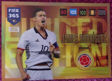 James Rodriguez LIMITED EDITION Panini Adrenalyn XL FIFA 365 2017