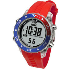 Pyle Waterproof Underwater Snorkeling & Diving Multi-Function Water Sport Wrist