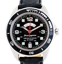Vostok Russian Military Automatic K-46 Commander Watch New 460413