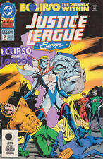 Justice League Europe/International (1989-1994) Ann. #3