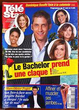 TELE STAR du 26/05/2003; Le Bachelor/ Marc Olivier Fogiel/ Dominique Baudis