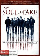 My Soul To Take (DVD, 2011)