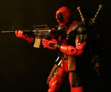 CUSTOM MARVEL LEGENDS Series VI 6 DEADPOOL - WEAPONS ACCESSORIES UPGRADE PACK 6