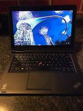SUPER FAST LENOVO THINKPAD Yoga 12.5in. Convertible 2-in-1 Laptop/Tablet