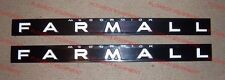 377796R1 Side Emblem SET of 2 for Farmall IH Tractor 504 656 706 806 1206