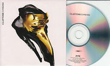 CLAPTONE Charmer 2015 UK 13-trk numbered promo test CD Peter Bjorn & John