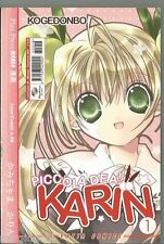 YATTA COMICS # 1- KOGEDONBO-KARIN PICCOLA DEA # 1 -PLAY PRESS - 2006  [ M 1 ]