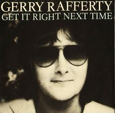 """GERRY RAFFERTY get it right next time/it's gonna be a long night 7"""" PS EX/EX"""