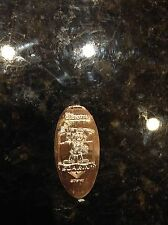 Disneyland California Adventure Souvenir penny Soarin Captain mickey mouse #404