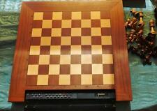 Schachcomputer Kasparov Galileo Chess Computer Board Wood Saitek Scisys