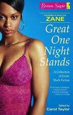Brown Sugar 2: Great One Night Stands - A Collection of Erotic Black-ExLibrary