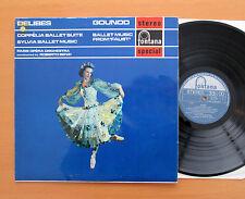 SFL 14068 Delibes Coppelia Sylvia Gounod Faust Paris Opera 1963 Fontana Stereo