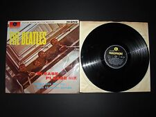 The Beatles Please Please Me LP Vinyl Record 1963 XEX 422-1N/1N