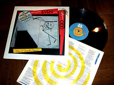 The J. Geils Band - You're Getting Even While I'm Odd 1984 NM/VG+ PROMO Sticker