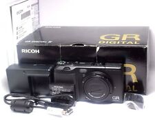 [Shutter Count 7123] GR  DIGITAL IV  [Excellent++++] 10.4 MP RICOH Box Japan