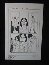 Amory Wars Issue 5 page 9 Signed Claudio Sanchez Coheed Cambria