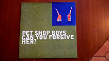 PET SHOP BOYS  CAN YOU FORGIVE HER near mint 1993 UK VINYL 45 SINGLE