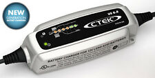 CTEK US 800 12 Volt Motorcycle ATV UTC Battery Charger/Maintainer/Trickle/Tender