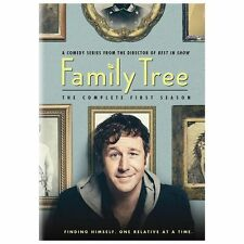 Family Tree Complete First Season DVD 2013 Christopher Guest HBO