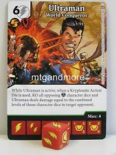 DC Dice Masters - #105 Ultraman World Conqueror - World´s Finest