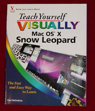 Teach Yourself Visually Mac OS X Snow Leopard - L@@K