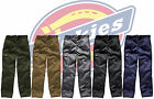 Dickies Super Redhawk Work Cargo Trousers - Button WD884 - Choose Size & Colour
