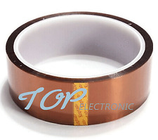 30mm 100ft Kapton Tape Resistant High Temperature PCB BGA Wave Soldering J68