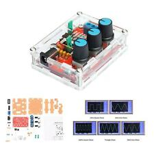 Function Signal Generator DIY Kit Generating Sine/Triangle/Square Wave US T3I6