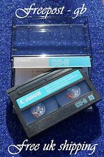 SUPERB CANON CC-8 Video 8 - 8mm - Hi8 & Digital 8 Head Cleaning Tape / Cassette