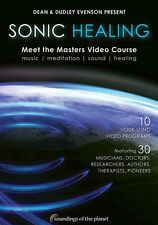 Sonic Healing: Meet The Masters Video Course DVD