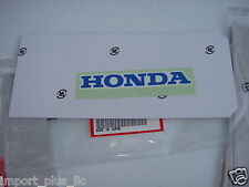 genuine Honda EZ90 1991-1996 MARK STICKER Decal OEM NEW