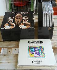 La musica del Mondo - 6 CD e 6 libretti monografici