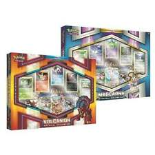 Pokemon Volcanion and Magearna set Mythical Collection Boxes booster sun moon