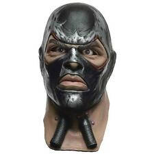 Bane Batman Arkham City Deluxe Adult Overhead Latex Mask Licensed  New