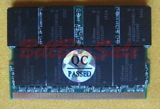 1GB X1 MicroDIMM 172PIN DDR-333 PC-2700 DDR333 1G laptop memory US RAM 08