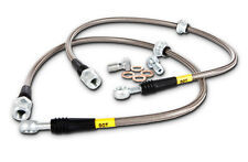 Stoptech Front Brake Lines for 02-05 Volkswagen PASSAT GLX 4 MOTION [AWD]