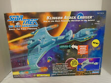 Star Trek The Next Generation Klingon Attack Cruiser by Playmates