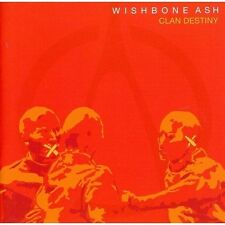 Wishbone Ash Clan Destiny CD NEW SEALED 2006