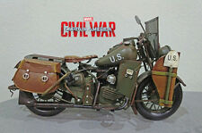 *CNY SALES* 1/6 CIVIL WAR ULTIMATE BIKE - CAPTAIN AMERICA NOT HOT TOYS